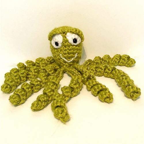 Ollie the Octopus Cuddly Toy