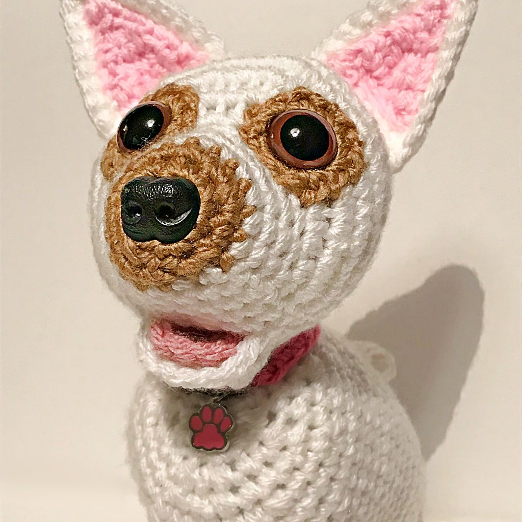 Handcrafted Chihuahua - Daisy