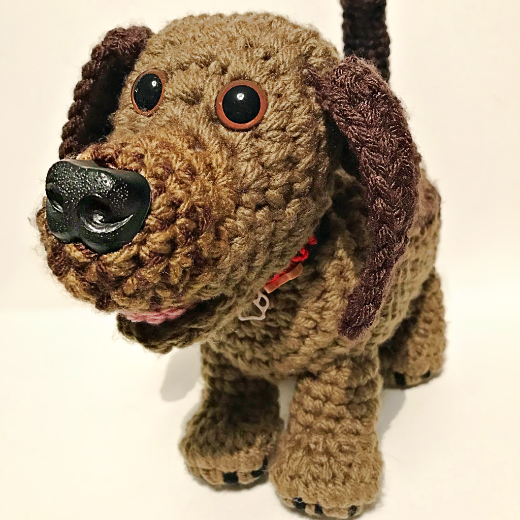 Another Four Pet Plush Toys - Winnie the Dachsund