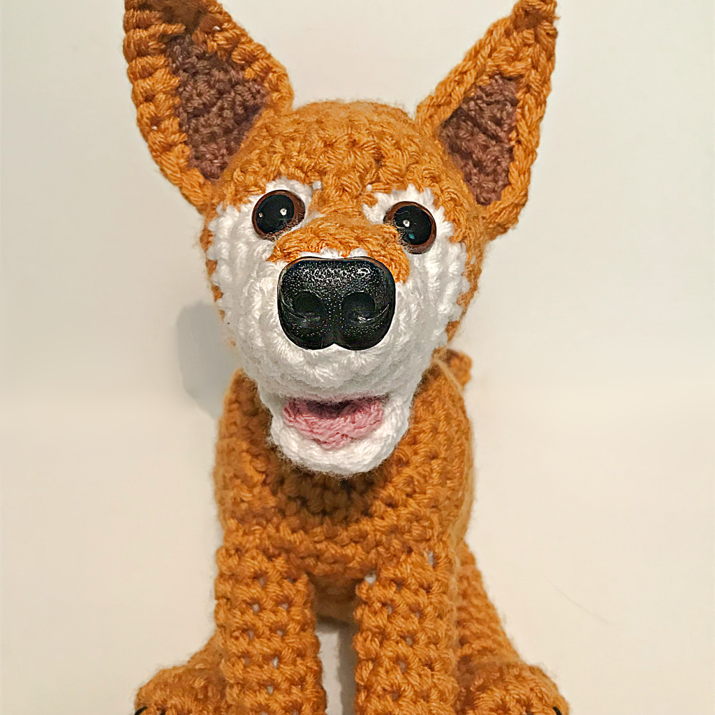 Another Four Pet Plush Toys - Basil the Miniature Pinscher