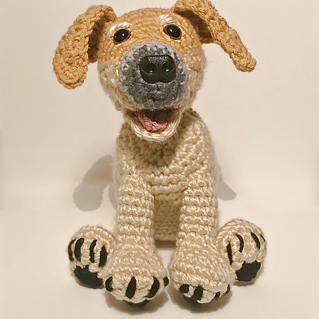 Pet Plush Creations - Lola the Mongrel Labrador Cross