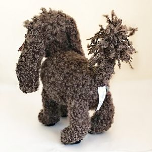 Seven New Pet Plushies - Bonnie the Cockapoo