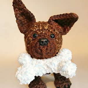 More Creations Over Easter - French Bulldog