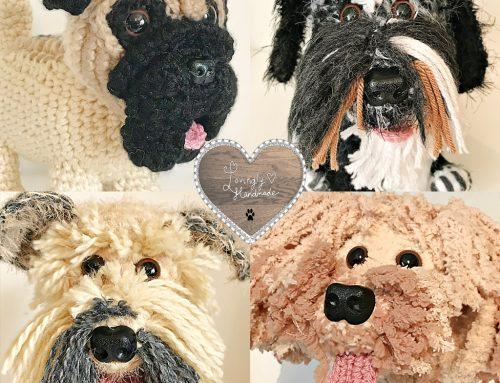 Four New Pet Plushies