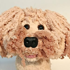 Four more Pet Plushies - Charlie the Labradoodle