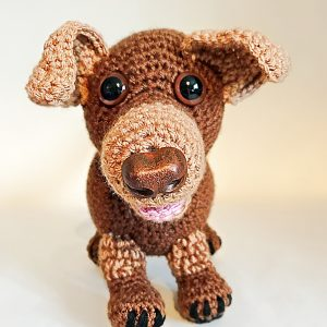 More Creations Over Easter - Dachshund