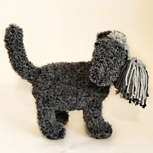 Seven New Pet Plushies - Molly the Cockapoo