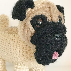 Four more Pet Plushies - Frankie the Pug