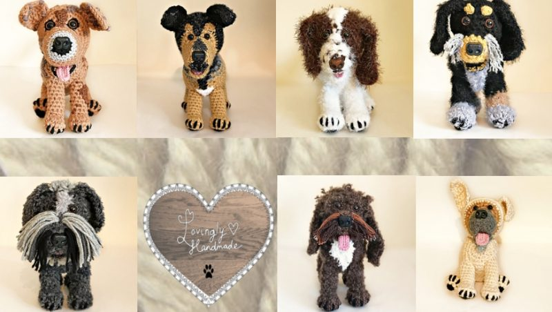 Seven New Pet Plushies