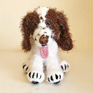 Seven New Pet Plushies - Springer Spaniel