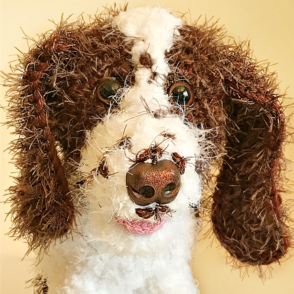 Seven New Pet Plushies - Springer Spaniel
