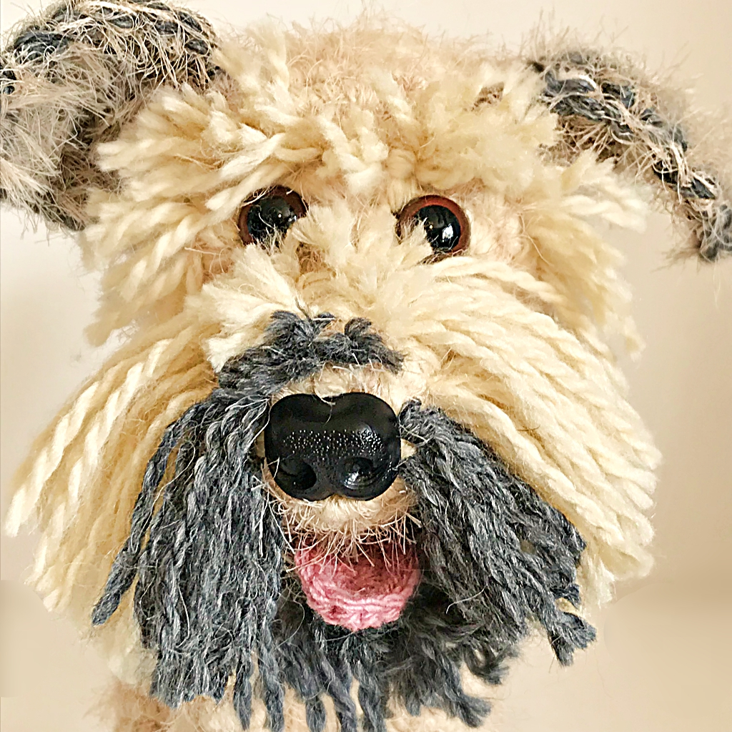 Four more Pet Plushies - Harvey the Wheaten Terrier