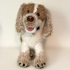 Four Fluffy Beauties - Bailey the Springer Spaniel