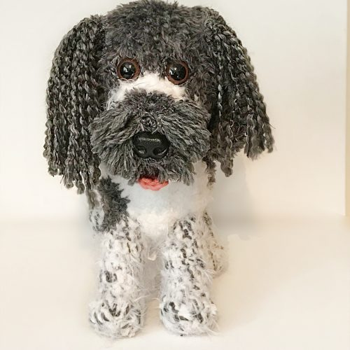 Four More Fluffy Pet Plushes - Barney the Cockapoo