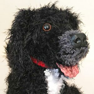 Four More Fluffy Pet Plushes - keegan the Springer Spaniel