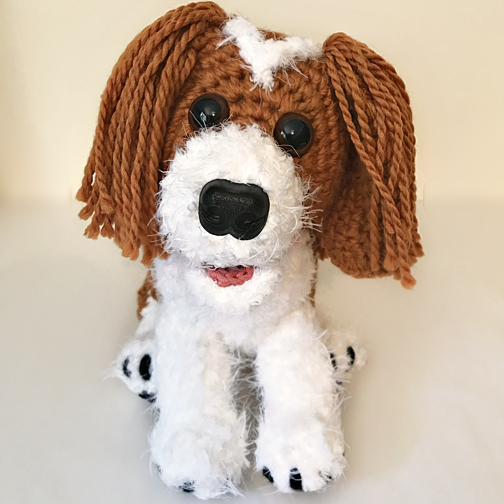 Summer Creations - Bella the Caviler King Charles Spaniel