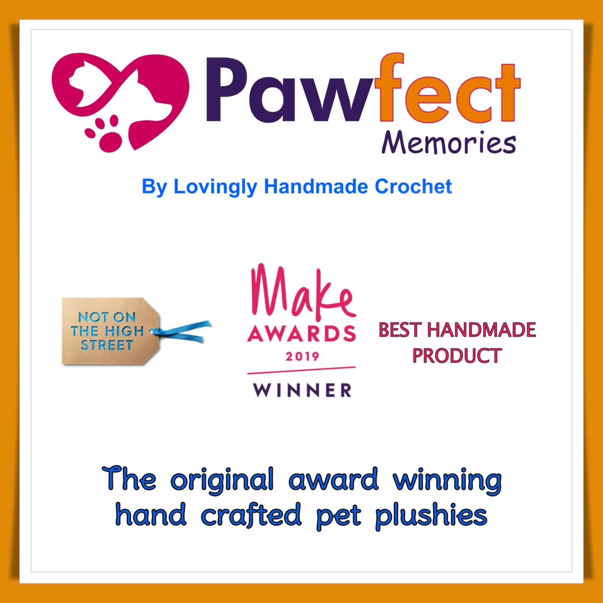 Pawfect Banner Awards