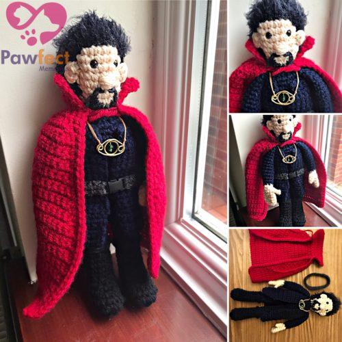 Hero Doctor Doll